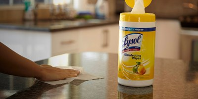 Amtrak Partners With RB, The Makers of Lysol®, To Further Strengthen Hygiene Protocols