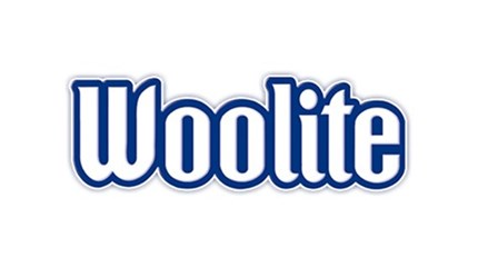 Woolite logo on white background