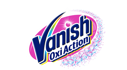 Vanish OxiAction logo