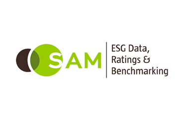 RobecoSAM ESG Ratings and Benchmarking logo