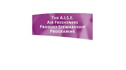 AISE Air Fresheners Product Stewardship Programme logo