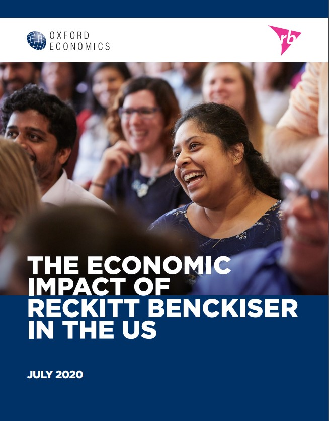 Economic impact report front cover