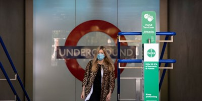 Dettol Partners with Transport for London to help commuters get to a 'new normal'