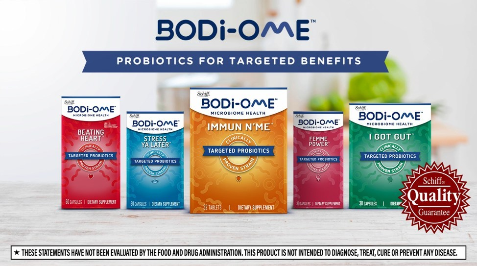 RB Introduces Bodi-Ome