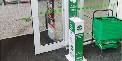 Dettol partners with UK retailer Asda